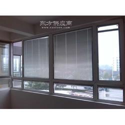 中空百叶遮阳节能环保门窗图片
