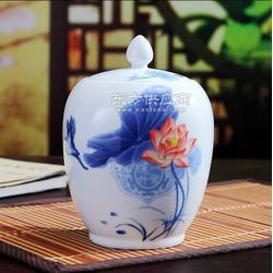 陶瓷茶叶罐加工厂家图片