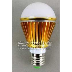探照者p-062 7w金色 银色球泡灯配件图片