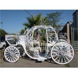 出租圣诞南瓜马车 节假日结婚马车 旅游马车图片