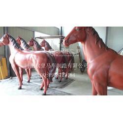 玻璃钢马模型 仿生马匹 仿真马匹图片