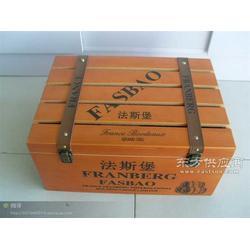 六瓶装木制酒箱木质酒箱销售图片