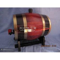 木制酒桶3升酒桶橡木酒桶松木酒桶优惠图片
