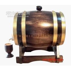 木制酒桶 橡木桶 木质酒桶酒盒 酒类包装图片