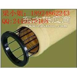 丙纶针刺过滤毡 橡胶圈口常温布袋粉尘滤料厂图片