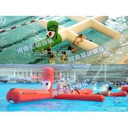 供应易动体育50水上乐园组合-水狗图片