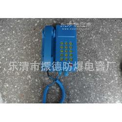 振德供应KTH15防爆防水电话机图片