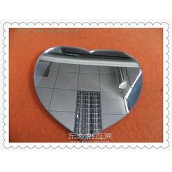 PC心形镜PC镜面镜片PC化妆镜子图片