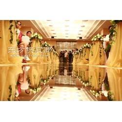 银色地毯婚庆镜面地毯图片