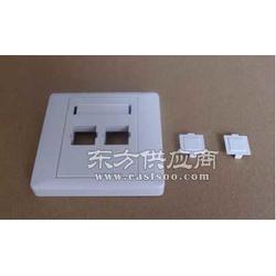 SC2口光纤面板 光纤信息插座图片