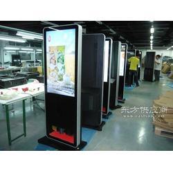 42寸立式液晶广告机厂家42寸立式lcd广告机42寸立式网络版广告机图片