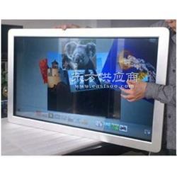 60寸壁挂触摸屏一体机60液晶触摸查询一体机60寸电脑触摸一体机图片