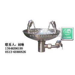 加厚铜质台式洗眼器图片