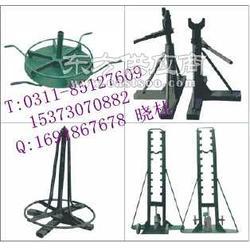 電纜盤支架靜盤放線架梯形電纜放線架圖片