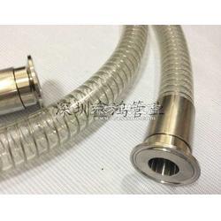 柔性食品级钢丝软管图片