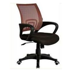 多功能绒布老板办公座椅图片