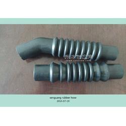 供应森光模压橡胶管图片
