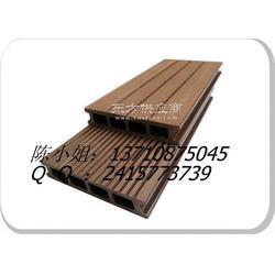 供应14530园林木塑地板码头防腐木塑地板图片