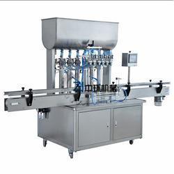 中环机械全自动酱料灌装机图片