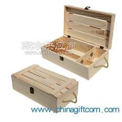 2013新款双只装酒盒图片