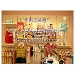 童装货架童装专卖店货架图片