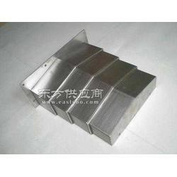 供应超静音钢板伸缩式机床防护罩图片
