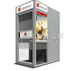 ATM银行防护舱取款机防护舱生产厂家首选灿宇图片