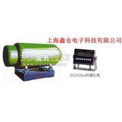 Xk3150-3T本安型防爆钢瓶秤氢气磅秤图片