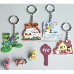 硅胶钥匙扣 时尚钥匙挂挂 情侣钥匙挂饰 钥匙配饰图片