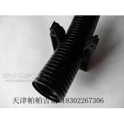 供应尼龙单开口穿线管供应阻燃PAZ36单层开口穿线管图片