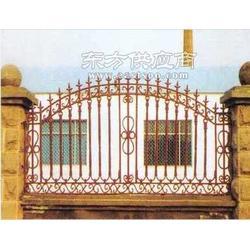 铸铁围墙铸铁围栏铁艺护栏铁艺栏杆铁艺围图片