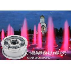 6W9W喷泉灯粉色光喷泉灯彩色喷泉灯图片