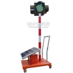 太阳能移动信号灯交通信号灯太阳能红绿灯信号灯图片