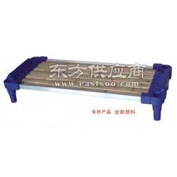 低背模型插凹型口鋁合金塑料床廠家圖片