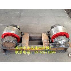 直径1.2米活性炭转炉托轮配件托轮总成图片