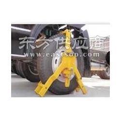 经典热销大货车车轮锁图片