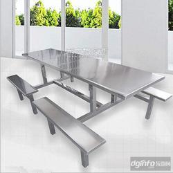 定制不锈钢餐桌厂家 专门定制不锈钢餐桌20年图片