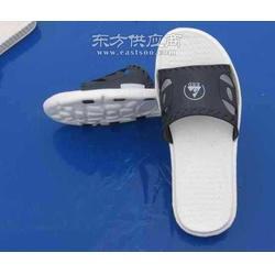 防静电eva复合拖鞋 spu拖鞋图片