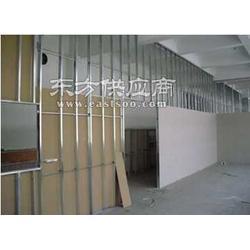 供应轻钢龙骨石膏板吊顶厂房装修防火板隔墙图片