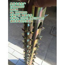 管道防盗刺安装实际效果图图片