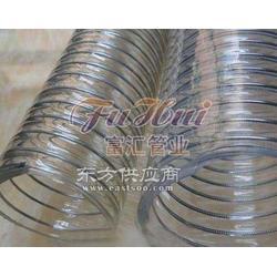 食品级钢丝增强管图片