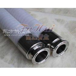 抗射线照射的卫生级铂金硫化编织管图片