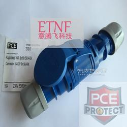 PCE工业连接器奥地利PCEPCE220V32A工业耦合器图片