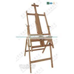生产MW10 平衡双层画架 画架 油画架 easel 写生画架图片
