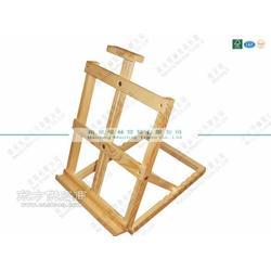 生产MHJ-11 台式折叠画架 榉木画架 国画画架 easel图片