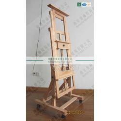 生产MDHJ-1 双摇杆大画架 榉木画架 接受OEM图片