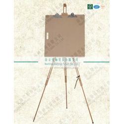 生產MW07C 榆木三角畫架 畫架easel 木質畫架圖片