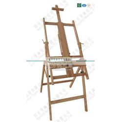 生产MW10 平衡双层画架 画架 油画架 easel 素描画架图片