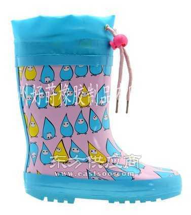 儿童雨胶鞋_2014儿童雨靴2014时尚高筒女雨靴 2014穿雨靴的女人图片