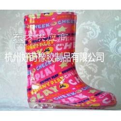 儿童雨鞋图片